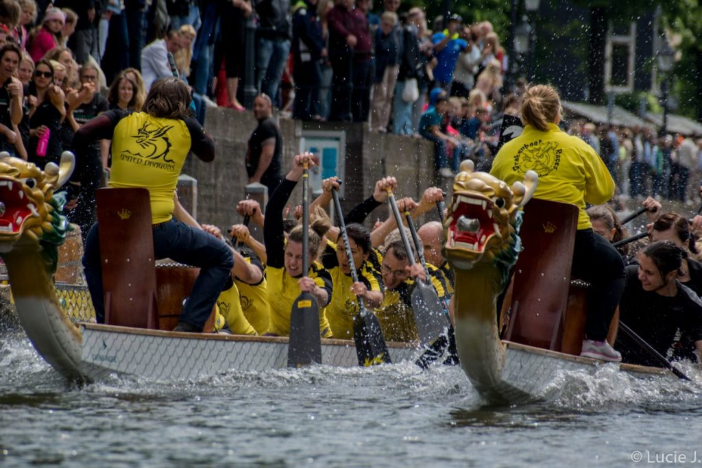 """""""Drakenboot Race"""" Gorinchem"""